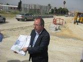 La nueva Avenida de Beniaján convertirá la carretera de Los Dolores en un vial de poca intensidad de tráfico