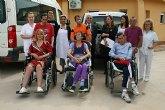 Obras Públicas entrega un vehículo adaptado a la Fundación Tienda Asilo para garantizar la movilidad de personas con discapacidad