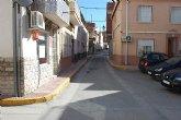 Adjudicadas las obras de reforma de las calles Reloj y Mayor de Lorquí por casi 550.000 euros