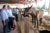 Inaugurada la tradicional Feria de Ganado Equino de Puerto Lumbreras