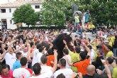 La peña  Chirinos consigue el primer premio del concurso de Caballo a Pelo