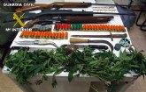La Guardia Civil desarticula una banda delictiva dedicada a cometer robos a ciudadanos y a otras bandas