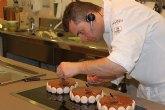 El CCT celebra un curso de alta pastelería impartido por el campeón mundial del 'Mejor Pastel de Chocolate'