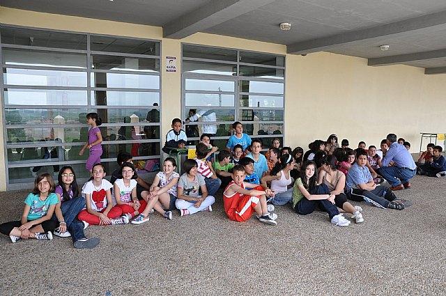 La campaña contra el Absentismo Escolar clausura con una gran gymkhana - 1, Foto 1