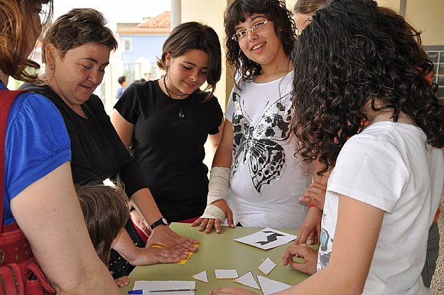 La campaña contra el Absentismo Escolar clausura con una gran gymkhana - 2, Foto 2