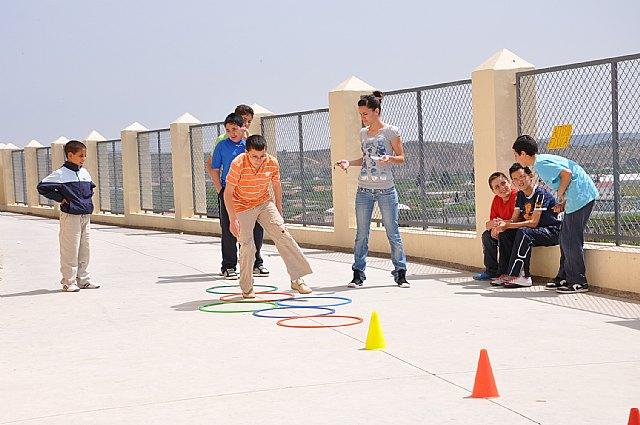 La campaña contra el Absentismo Escolar clausura con una gran gymkhana - 3, Foto 3