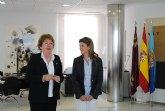 Alejandra Andreu asume la dirección del Centro de Servicios Sociales