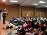 Carles Cano protagoniza el primer encuentro de autor