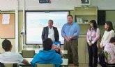 Los alumnos del IES Sierra Minera desarrollan sus capacidades emprendedoras
