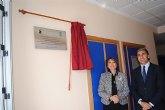 El Ayuntamiento inaugura el nuevo aulario del Colegio Río Segura