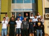 Un total de 15 alumnos participan en el curso de entrenador de baloncesto de primer nivel