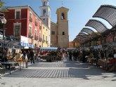 El Mercadillo de Artesanía de Mula se adelanta al sábado 8 coincidiendo con la Festividad de San Isidro en el municipio