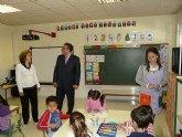 El Colegio Público Gregorio Miñano amplía el espacio destinado a Educación Infantil