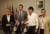 El Campeonato de Europa trae a Santiago de la Ribera a los mejores pilotos de motos acuáticas