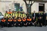 Arranca la vigilancia forestal de Sierra Espuña, para luchar contra los incendios forestales durante los meses estivales