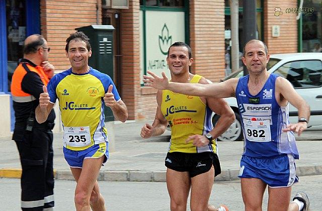 El Club Atletismo Totana, uno de los mas activos de toda la Regi�n, Foto 1