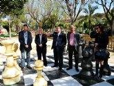 El Parque de la Compañía de Molina de Segura abre al público una nueva zona de juegos y lectura