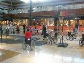 Mañana viernes se clausura la Semana de la Sensibilizacion en la Discapacidad organizada por FAMDIF, en el Centro Comercial Thader