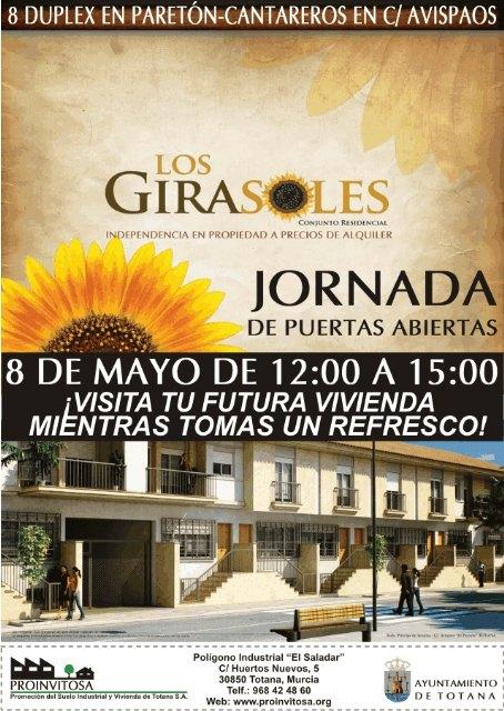 Proinvitosa invita a los j�venes de El Paret�n y de la localidad a conocer las 8 viviendas tipo d�plex que la sociedad municipal ha construido en la pedan�a, en una jornada de puertas abiertas, Foto 2