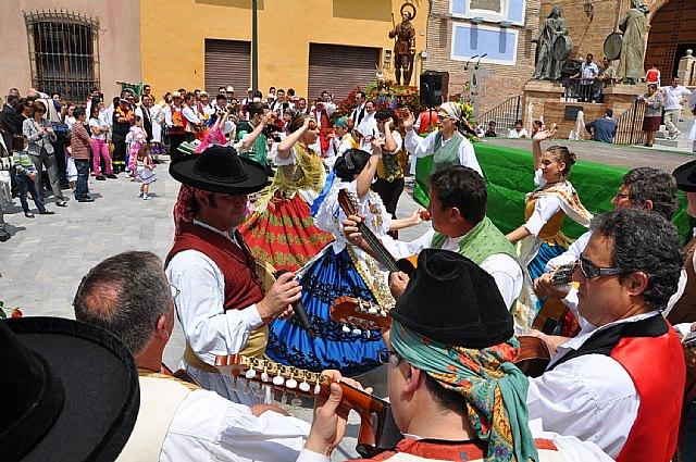 Francisco del Amor recibe el título de Hijo Predilecto de la Ciudad de Mula en el marco de las Fiestas de San Isidro, patrón de la huerta - 3, Foto 3
