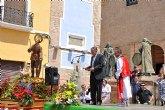 Francisco del Amor recibe el título de Hijo Predilecto de la Ciudad de Mula en el marco de las Fiestas de San Isidro, patrón de la huerta
