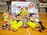 El AD Molina gana en Paterna y ya es equipo de Liga EBA