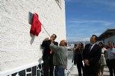 Obras P�blicas finaliza la construcci�n de la nueva infraestructura portuaria que da servicio a los pescadores de Mazarr�n