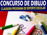 La concejalía de Deportes, en colaboración con los centros docentes de Totana, organizan un concurso de dibujo