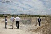 La tercera fase de la red de saneamiento de El Paretón - Cantareros beneficiará y mejorará el alcantarillado de más de 50 viviendas