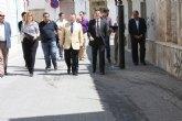 La Comunidad facilita modernizar calles del área del Centro Comercial Abierto de Torre Pacheco
