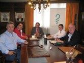 El delegado de FEDER en Murcia consigue un importante acuerdo para las enfermedades raras