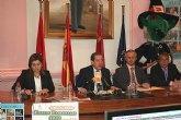 Lucía Hoyos, modelo y actriz, será la pregonera de las Fiestas Patronales de Alcantarilla 2010