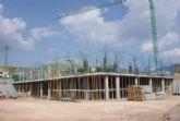 Avanzan las obras del nuevo Centro Integral de Seguridad y Emergencias de Puerto Lumbreras