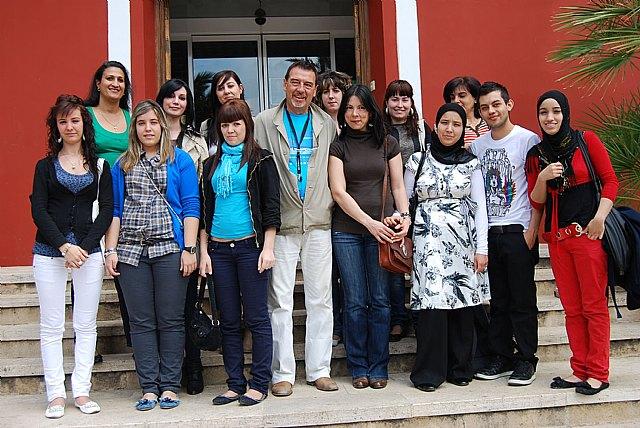 Los alumnos del Ciclo Medio de Gestión Administrativa visitan el Consistorio, Foto 4