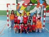 Los alumnos de 1º y 2º de primaria particparon el pasado fin de semana en una jornada de multideporte prebenjamin