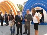 La Plaza de la Energía enseña a 650 escolares de Molina de Segura las fuentes y usos de la energía