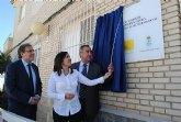 El INSS inaugura su nueva oficina de información en el Ayuntamiento de Fuente Álamo