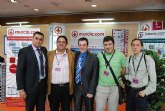 Autoridades municipales asisten a la inauguración de la décima edición del Foro Anual de la Sociedad de la Información Región de Murcia SICARM 2010