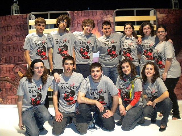 El Teatro Municipal SINFIN ganador por cuarta vez de los Premios Buero de Teatro Joven, Foto 1