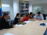 El concejal de Coperación al Desarrollo valora positivamente las actuaciones realizadas por el Centro Regional UNESCO en Paraguay