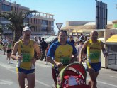 Este fin de semana el Club Atletismo Totana estará presente en Cazorla, Almansa y Formentera del Segura