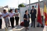 Inaugurado un jardín en Balsicas en homenaje a Juan Sanmartin Ros