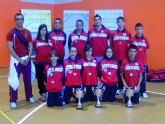 Nuevo pleno del Club Koryo en el Campeonato Regional de Taekwondo en categoría cadete