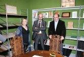 La nueva Sala Museo de Grafología 'Augusto Vels' se ubica en la 'Casa de los Duendes' de Puerto Lumbreras