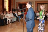 El Alcalde agrade la dedicación a Murcia a los 52 funcionarios que este año han puesto fin a su carrera en el Ayuntamiento