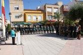 Puerto Lumbreras acogerá  un desfile y una Jura de Bandera Civil de la Academia General del Aire