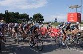 Más de un centenar de ciclistas participan en el Memorial Julián Hernández Zaragoza de Puerto Lumbreras con el que se ha celebrado el 35 aniversario de la Peña Ciclista