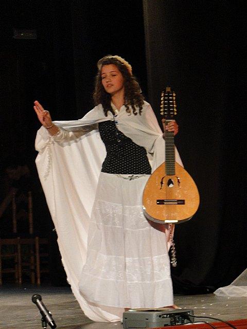 El IES Prado Mayor de Totana asiste a la muestra de teatro escolar en Caravaca, Foto 4
