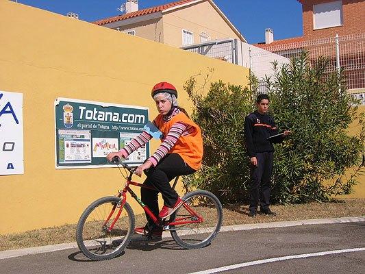 El Parque de Educaci�n Vial de Totana se encuentra entre los dos finalistas que optan a ser galardonados con un premio honor�fico nacional, Foto 1