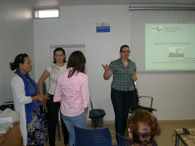Comienzan los talleres de formaci�n para mujeres inmigrantes, Foto 1